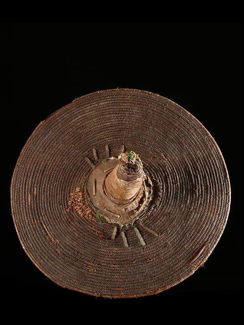 Bouclier en paille - Batammaliba / Tamberma - Togo / Benin