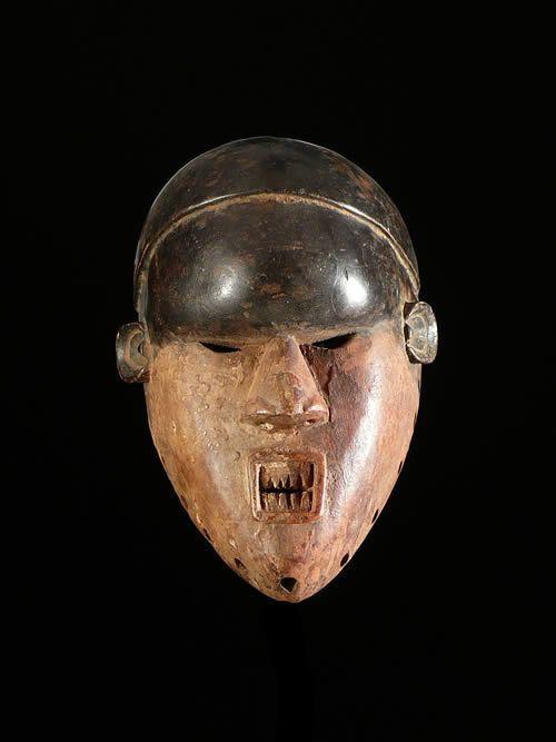 Masque de famille - Salampasu - RDC Zaire