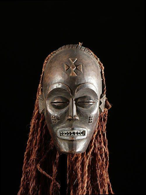 Masque de famille - Chokwe - Angola