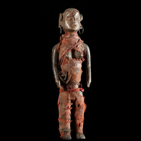 Statue antropomorphe -...