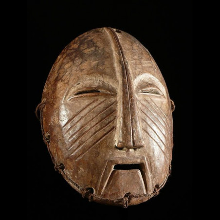 Masque rituel - Yela - RDC...