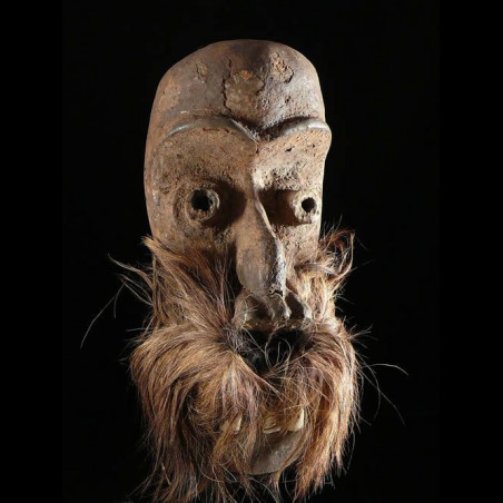 Masque Chanteur a machoire...
