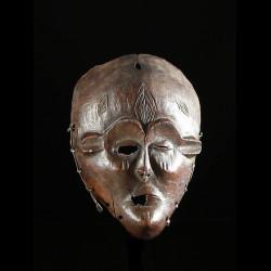 Masque Mukanda Babouin -...