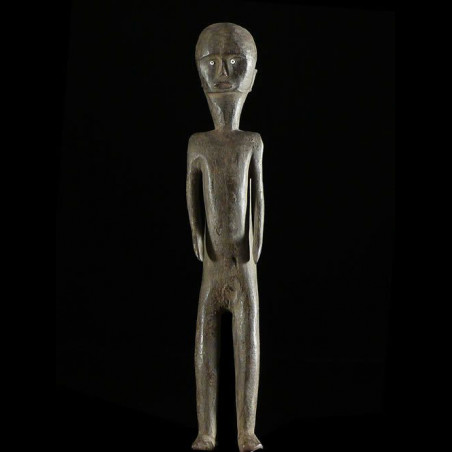 Statuette anthropomorhe -...