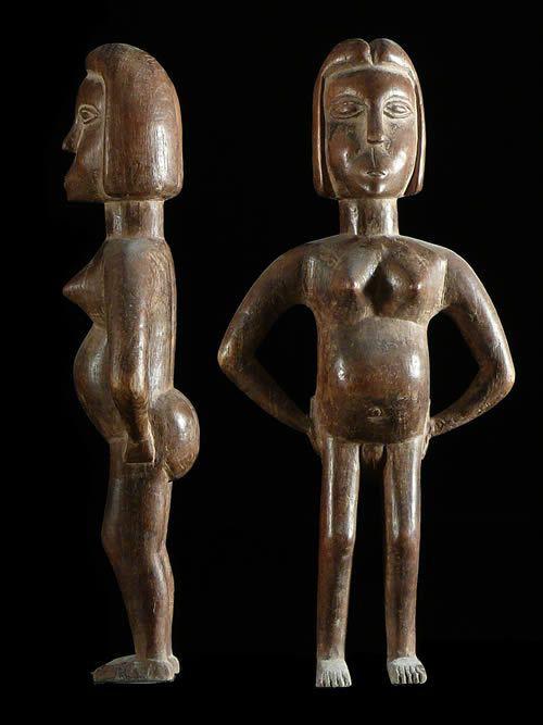 Statue cultuelle - Losso - Togo