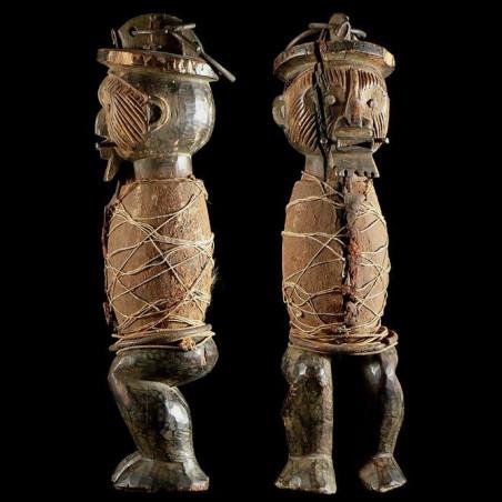 Statue Cultuelle Buti -...