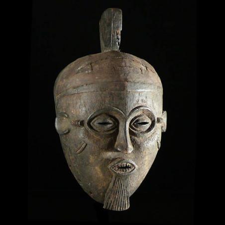 Masque casque ancien -...