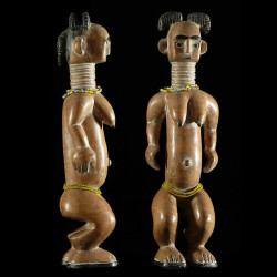 Statue Feminine - Ashanti /...