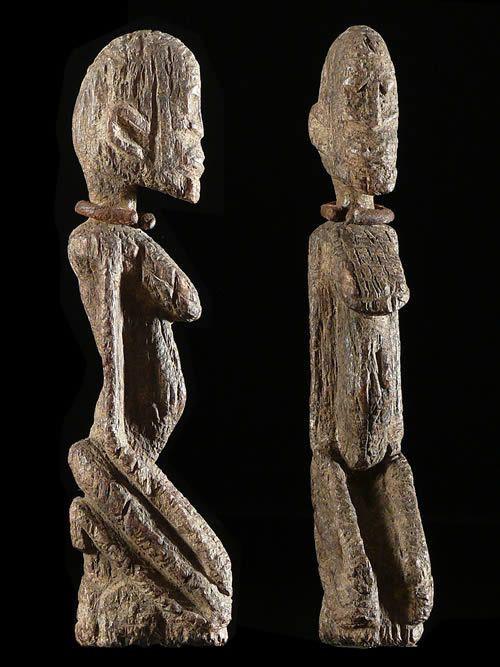 Statue ancetre - Dogon - Mali