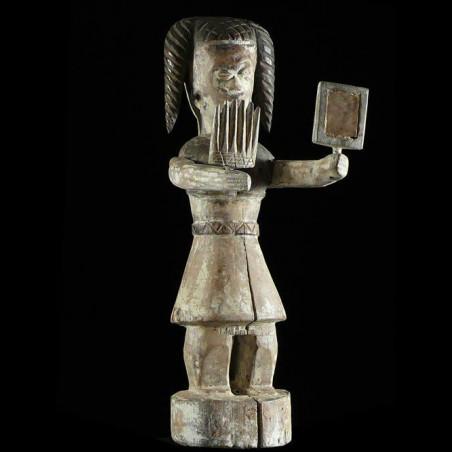 Statuette feminine - Ibibio...