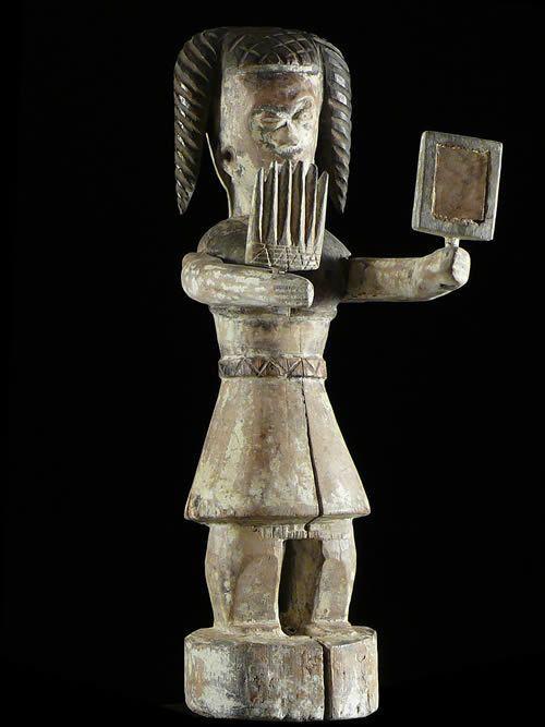 Statuette feminine - Ibibio - Nigeria