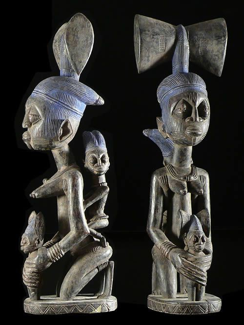 Maternite Shango - Agere / Yoruba - Benin