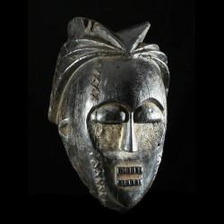 Masque ceremoniel - Mbala -...