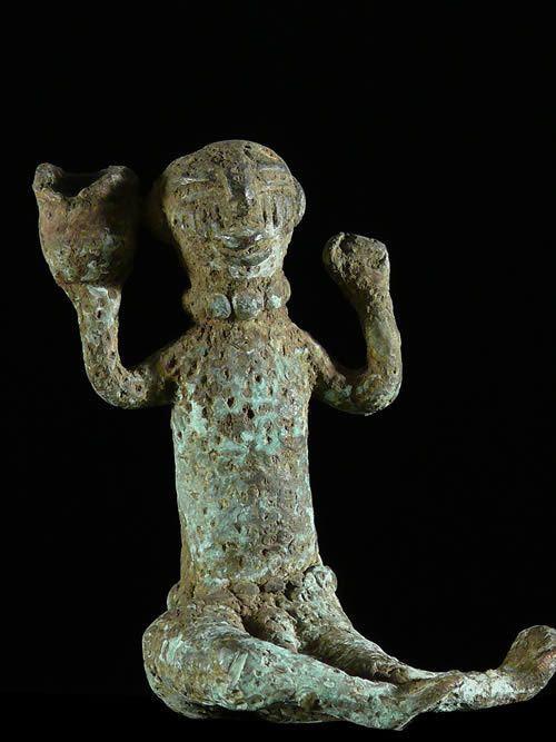 Bronze ancien - Cameroun / Tchad - Ethnie inconnue