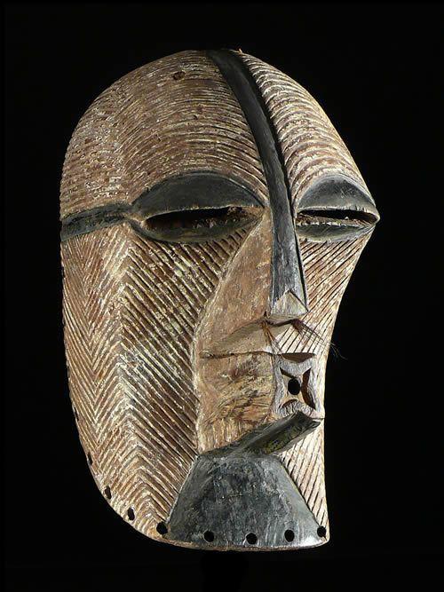 Masque Kilume - Songye - RDC Zaire - Masques africains