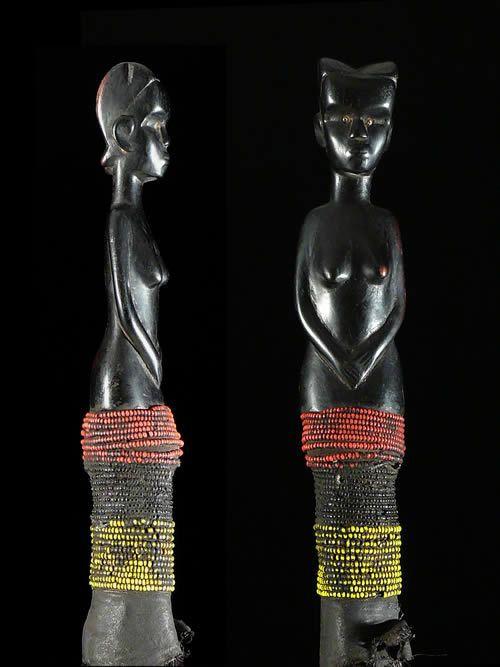 Chasse mouche - Nyamwezi / Kwere - Tanzanie - Objets de regalia