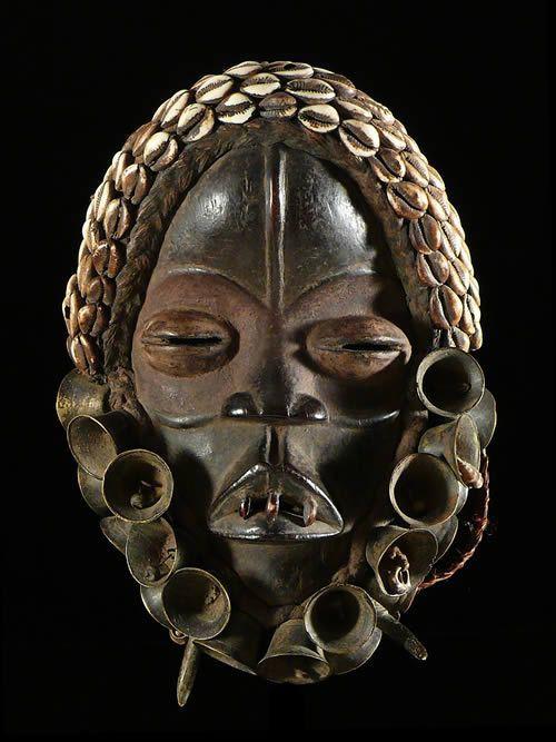 design professionnel large sélection pas cher pour réduction Masque Chanteur - Dan / Yacouba - Côte d'Ivoire
