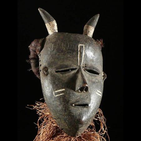 Masque Njembe - Pende - RDC...