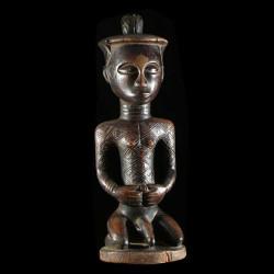 Statuette ancetre Totshi -...