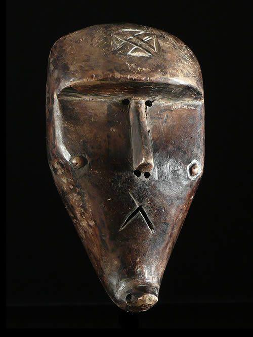 Masque Katoyo - Chokwe - Angola