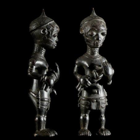 Statue Mukalenga - Lulua -...