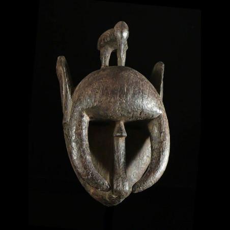 Masque Elephant - Yaoure -...
