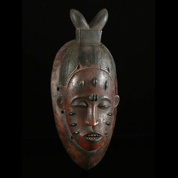 Masque Polychrome Gou -...