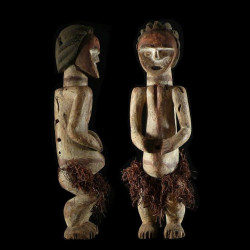 Statue reliquaire - Mbete /...
