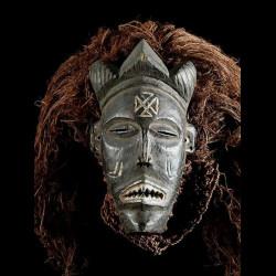 Masque de famille - Chokwe...
