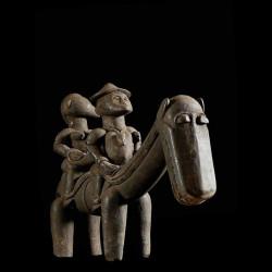 Cavalier et son cheval...