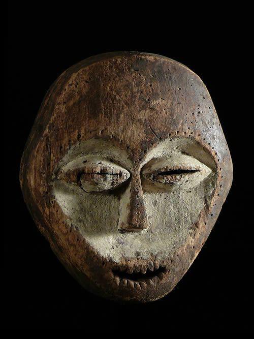 Masque Pibibuze - Kwele / Bakwele - Gabon