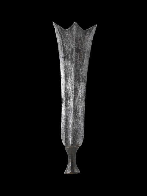 Couteau Glaive - Lobala - RDC Zaire