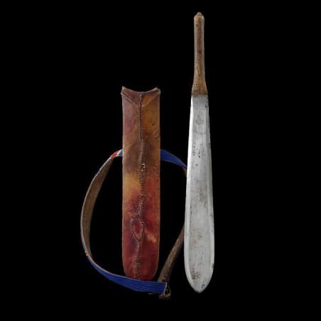 Couteau Glaive - Massai -...
