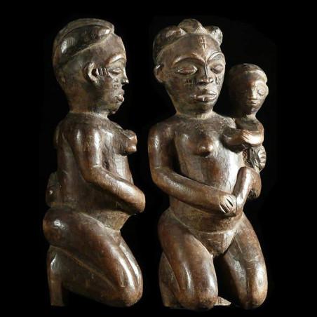 Statuette feminine...