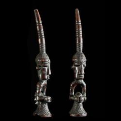 Statuette tronc - Luluwa -...