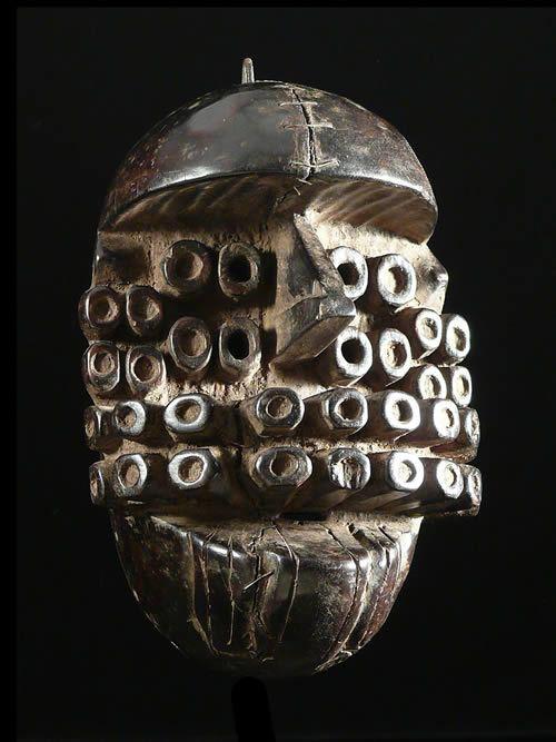 Masque Gle ou Gre - Bete - Côte d'Ivoire