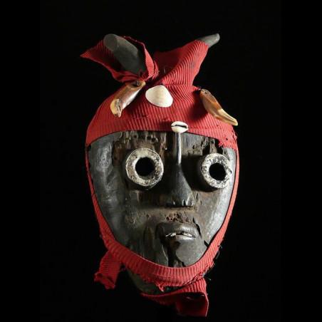 Masque rituel - Dan /...