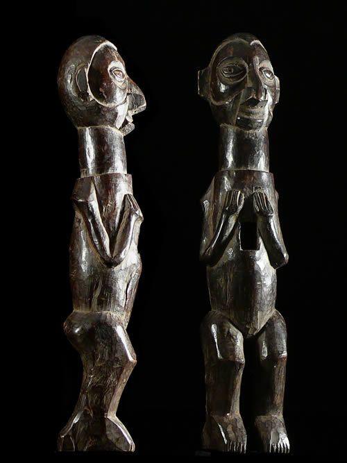 Statue reliquaire - Holo - RDC Zaire