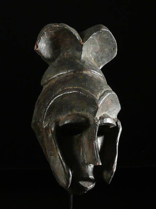 Masque de Ceremonie - Ngbaka - RDC Zaire