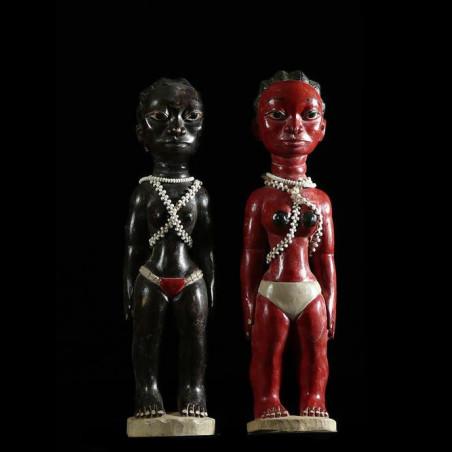 Statuettes Jumelles Blolo...