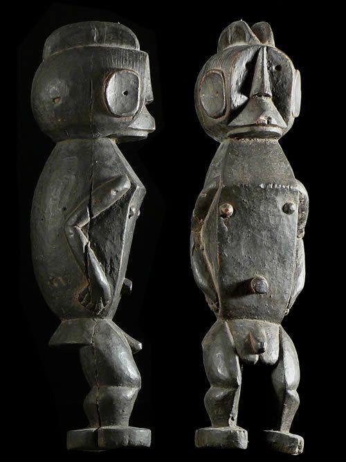 Statuette Autel - Ngbaka - RDC Zaire
