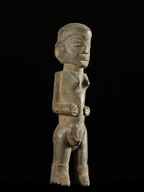 Statuette divinatoire - Nunuma - Burkina Faso