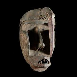 Masque de Chimpanzee Kaogle...