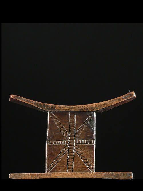 Appuie Nuque - Oromo - Ethiopie
