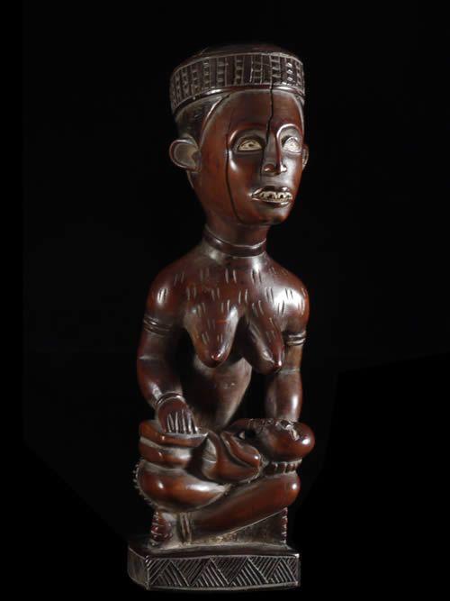 Maternite Phemba - Ethnie Kongo - RDC Zaire