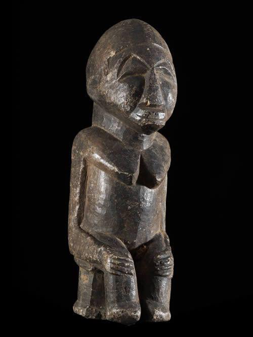 Statuette en pierre - Lobi - Burkina Faso