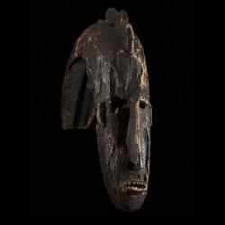 Masque Casque - Bambara /...