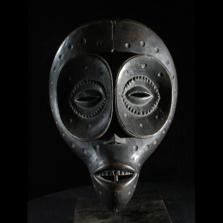 Masque Ibibio - Nigeria -...