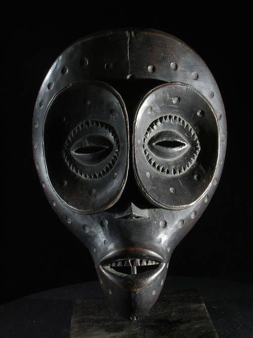 Masque Ibibio - Nigeria - Masque Africain - Art premier