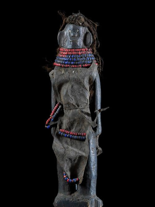 Poupee de fecondite Ngide - Turkana - Kenya